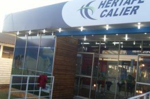 Hertape Calier – Agroleite 2011